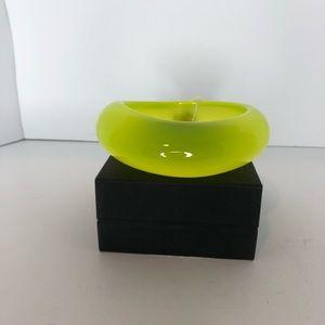 I.N.C. Yellow Oblong Bracelet NEW!